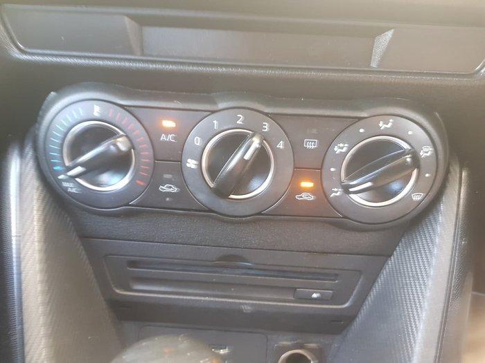 2016 Mazda 2 Maxx DJ Series Black