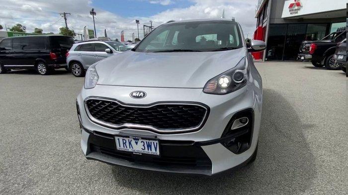 2020 Kia Sportage SX QL MY20 Silver