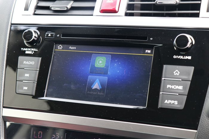 2017 Subaru Liberty 2.5i 6GEN MY18 AWD White