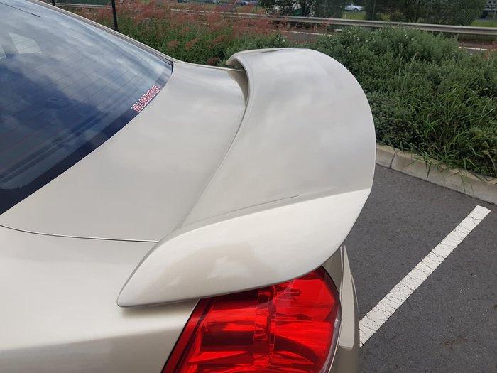2008 Holden Commodore 60th Anniversary VE MY09 Beige