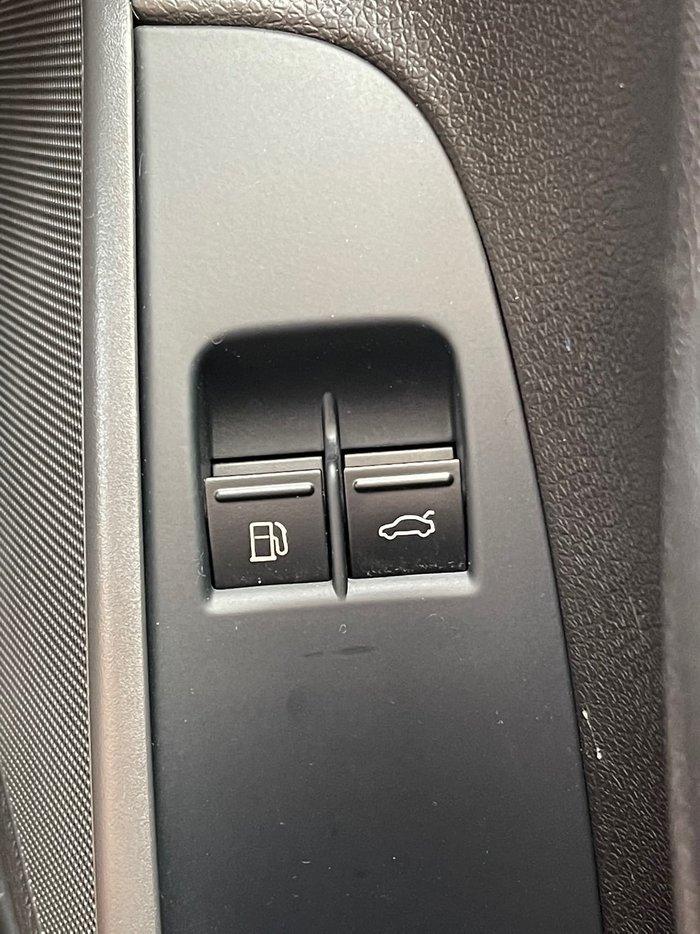 2012 Volkswagen Eos 103TDI 1F MY12 White