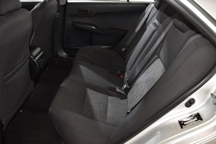 2012 Toyota Camry Altise ASV50R Silver Pearl