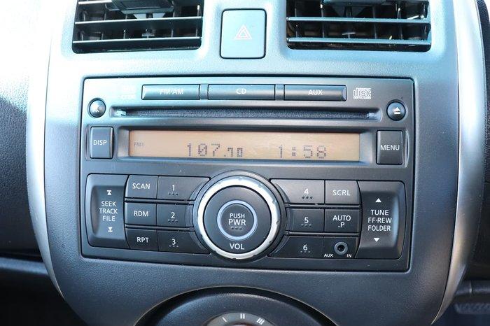 2012 Nissan Almera ST N17 Brown