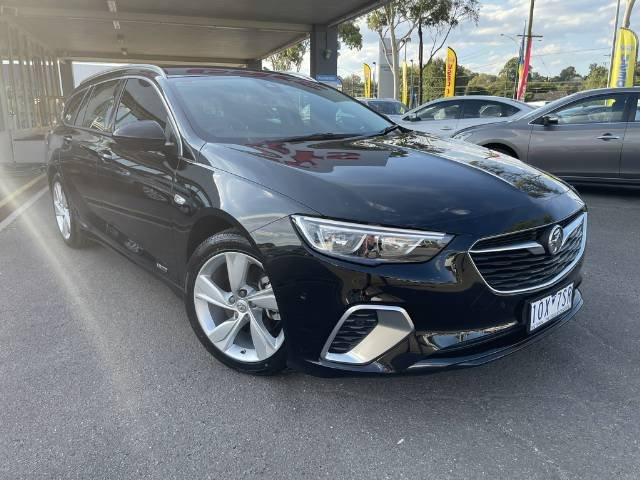 2019 Holden Commodore RS-V ZB MY19 AWD BLACK