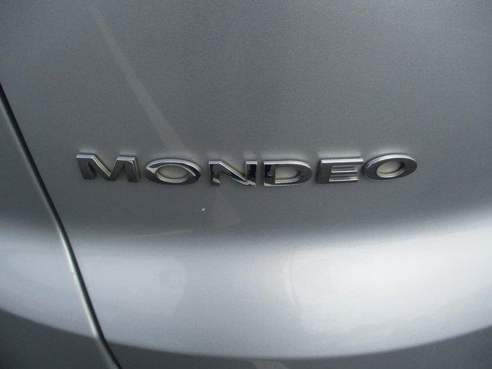 2012 Ford Mondeo LX TDCi MC Silver