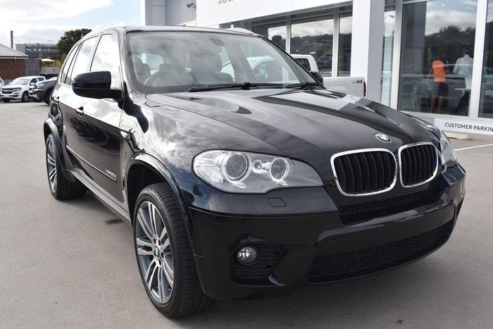 2013 BMW X5 xDrive30d E70 MY13 4X4 Constant Black