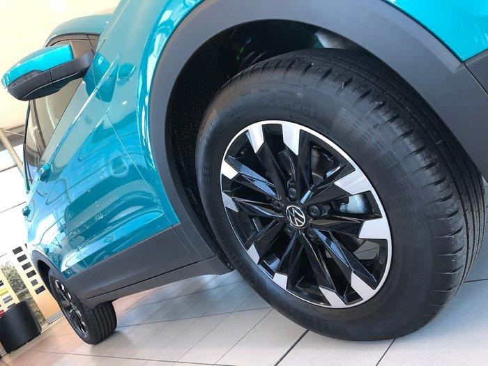 2020 Volkswagen T-Cross 85TSI Life C1 MY21 Blue