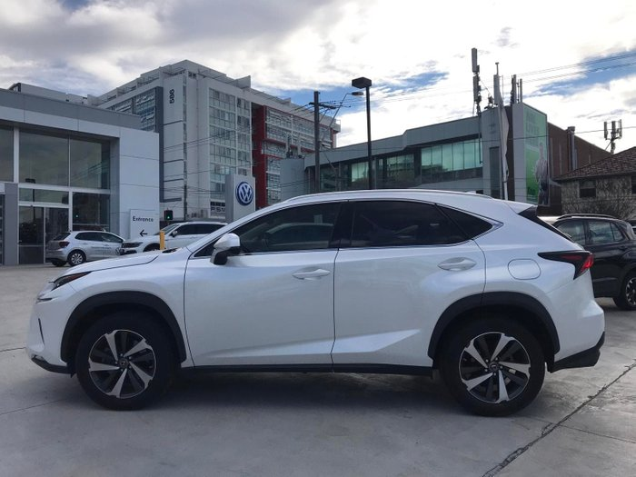 2019 Lexus NX NX300 Sports Luxury AGZ15R AWD Sonic Quartz