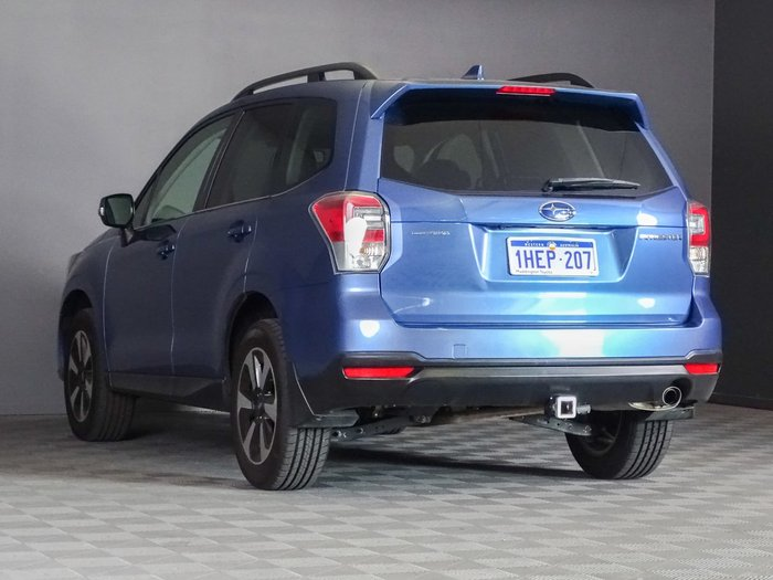 2017 Subaru Forester 2.5i-L S4 MY17 AWD Quartz Blue