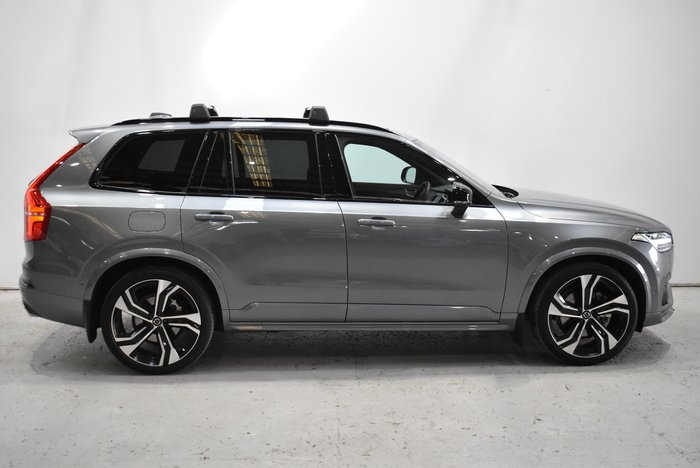 2020 Volvo XC90 T6 R-Design MY20 AWD Osmium Grey