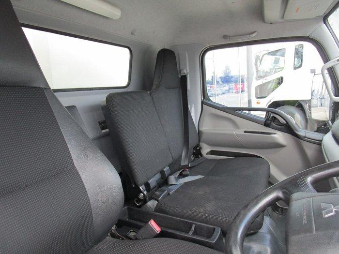 2017 FUSO CANTER 515 FRIDGE VAN -AUTO WHITE