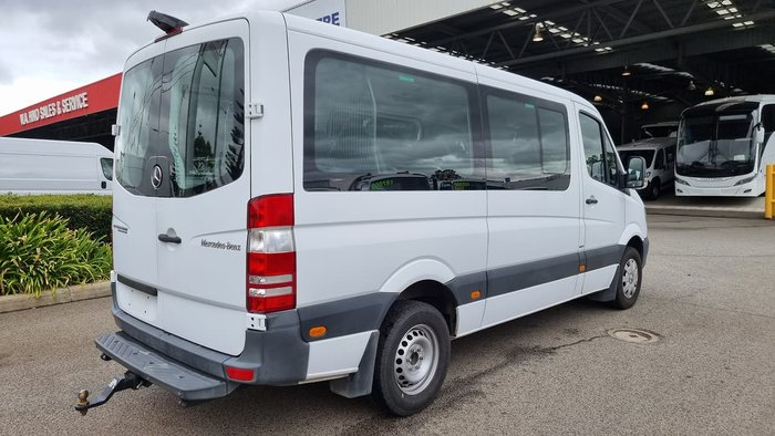 2016 MERCEDES BENZ SPRINTER WHITE