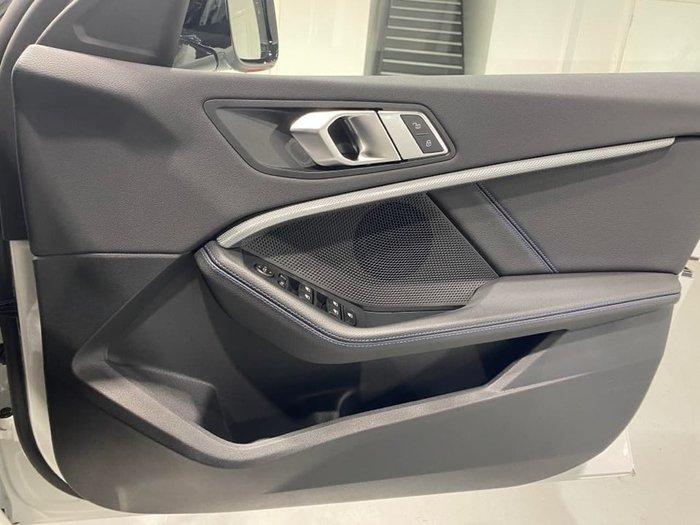2021 BMW 1 Series 118i M Sport F40 White