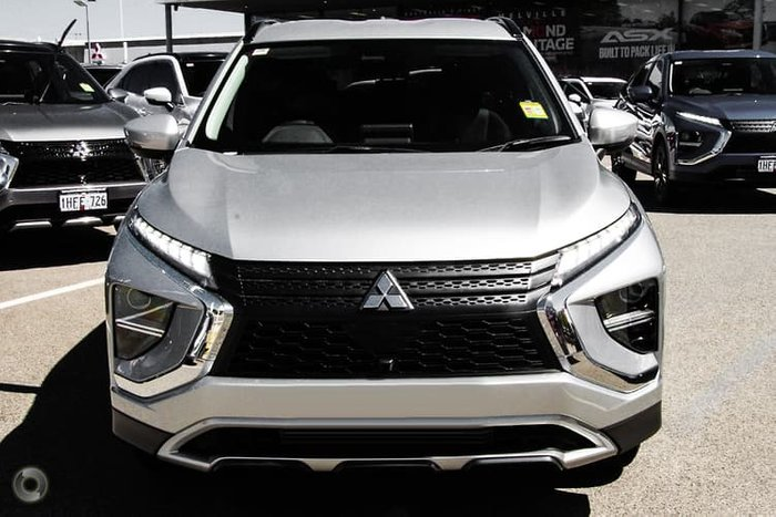 2021 Mitsubishi Eclipse Cross LS YB MY21 Sterling Silver