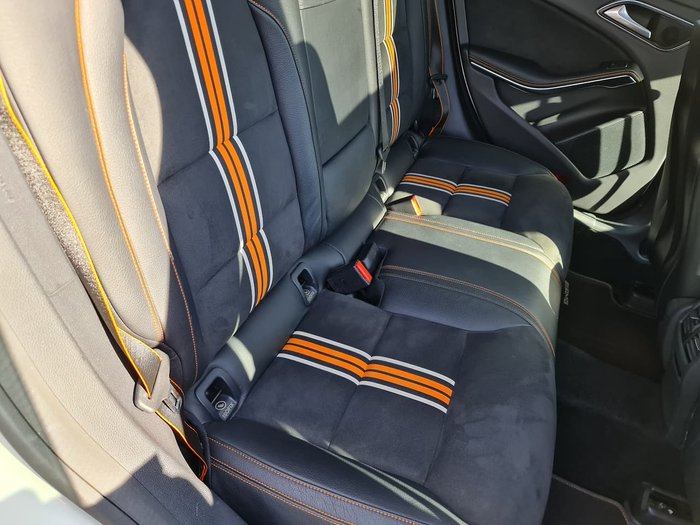 2015 Mercedes-Benz CLA-Class CLA45 AMG X117 Four Wheel Drive White