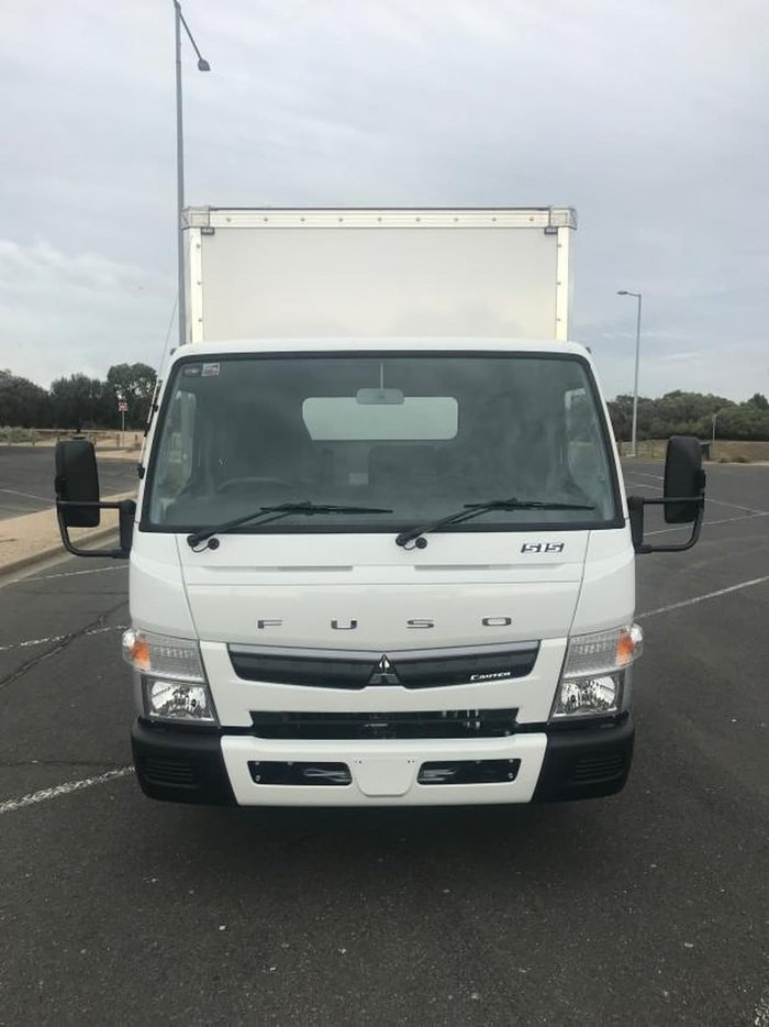 2021 FUSO CANTER 515 WIDE FEB21ER3SFAN White