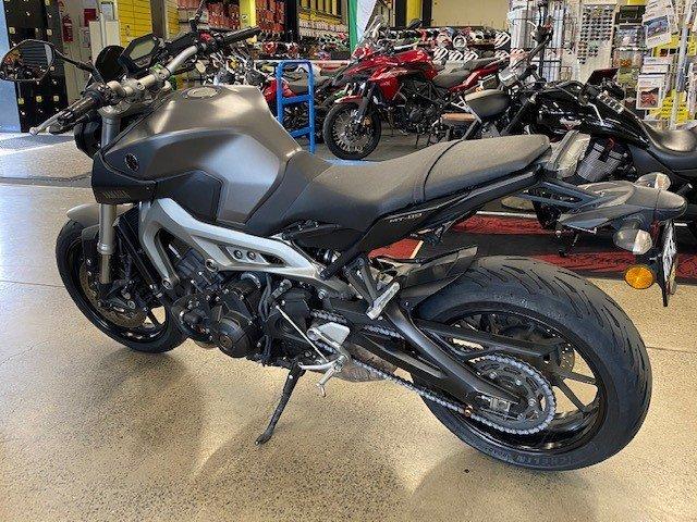2013 Yamaha MT-09 Grey