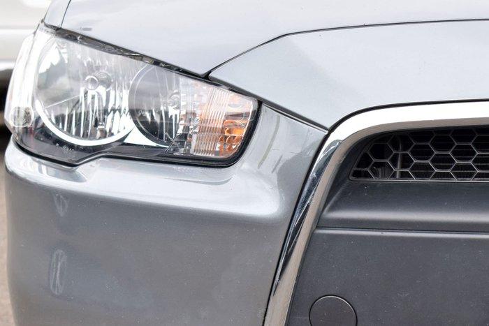 2014 Mitsubishi Lancer GSR CJ MY14.5 Titanium