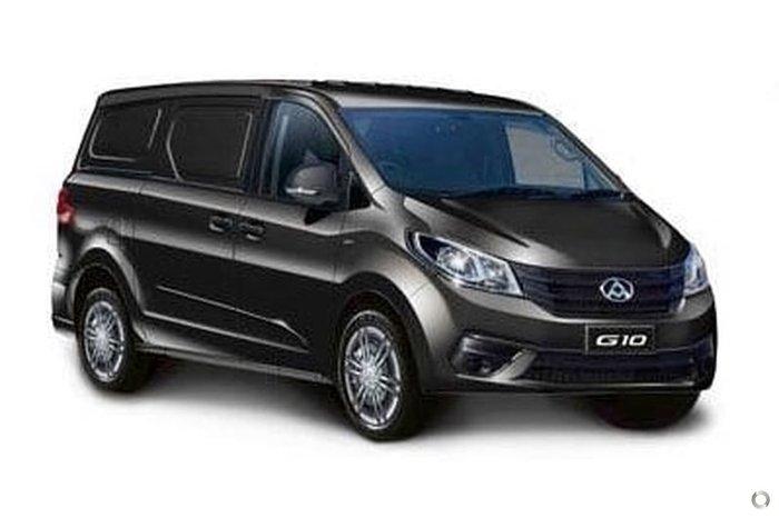 2020 LDV G10 SV7C Drive Type: Obsidian Black