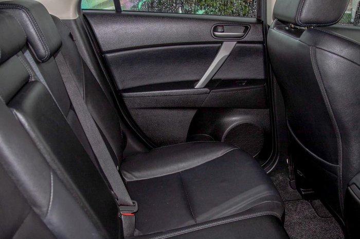 2013 Mazda 3 SP20 SKYACTIV BL Series 2 MY13 Silver