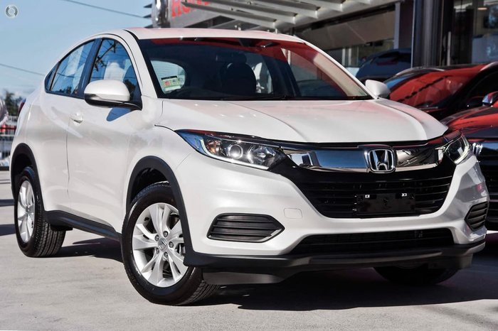 2021 Honda HR-V VTi MY21 White