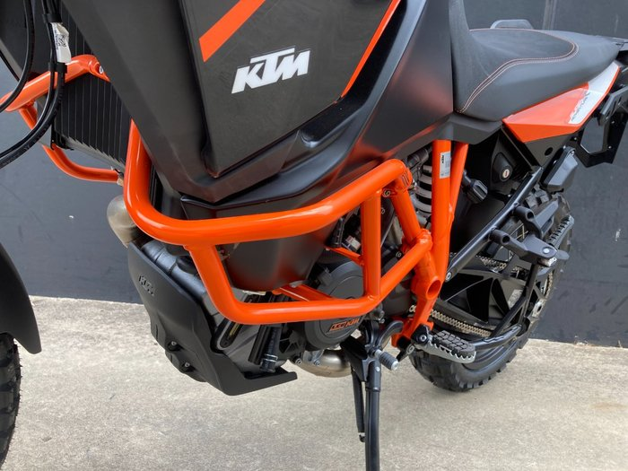 2019 Ktm SUPER ADVENTURE R Orange