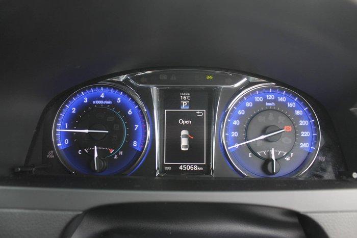 2017 Toyota Camry Atara SX ASV50R Graphite