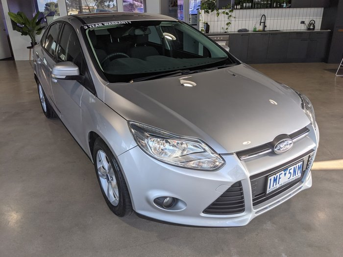 2014 Ford Focus Trend LW MKII Midnight Sky