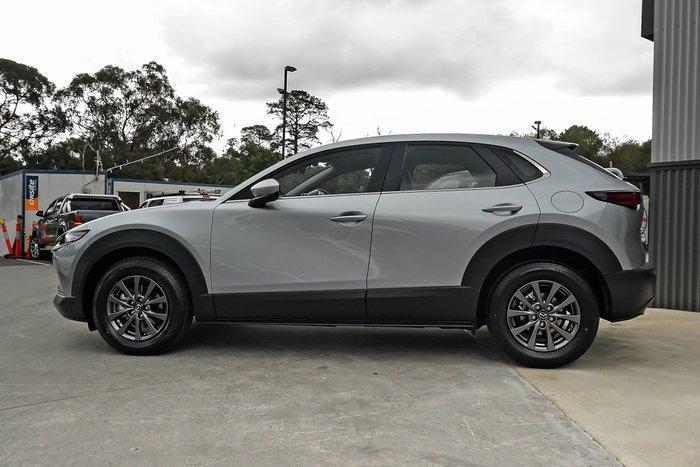 2021 Mazda CX-30 G20 Pure DM Series Sonic Silver