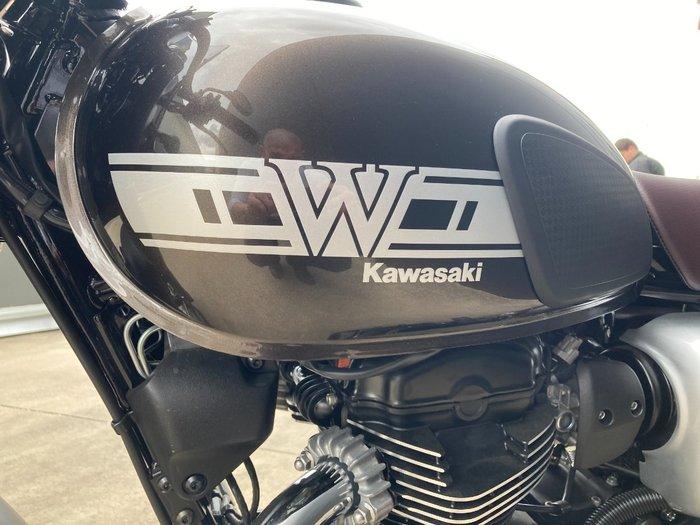 2021 Kawasaki W800 CAFE