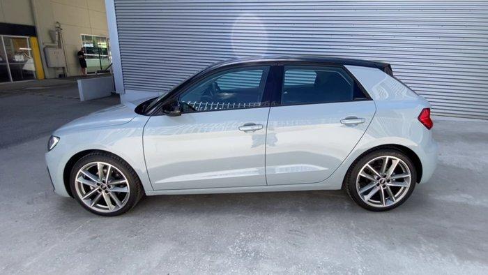 2021 Audi A1 35 TFSI GB MY21 Arrow Grey