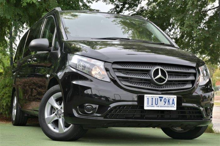 2016 Mercedes-Benz Valente 116BlueTEC 447 Obsidian Black