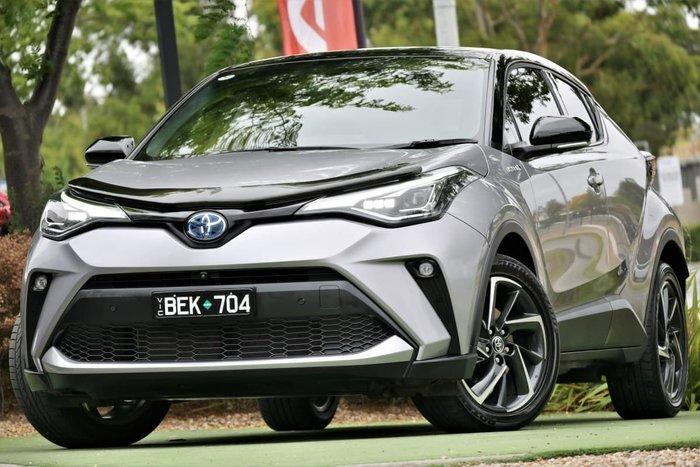 2019 Toyota C-HR Koba ZYX10R Graphite