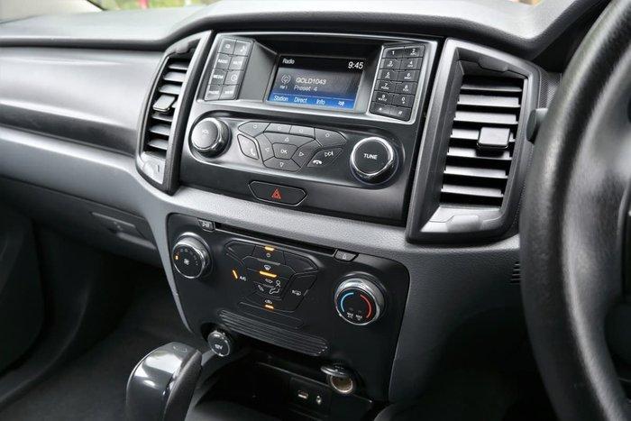 2016 Ford Ranger XLS PX MkII 4X4 Dual Range Black Mica