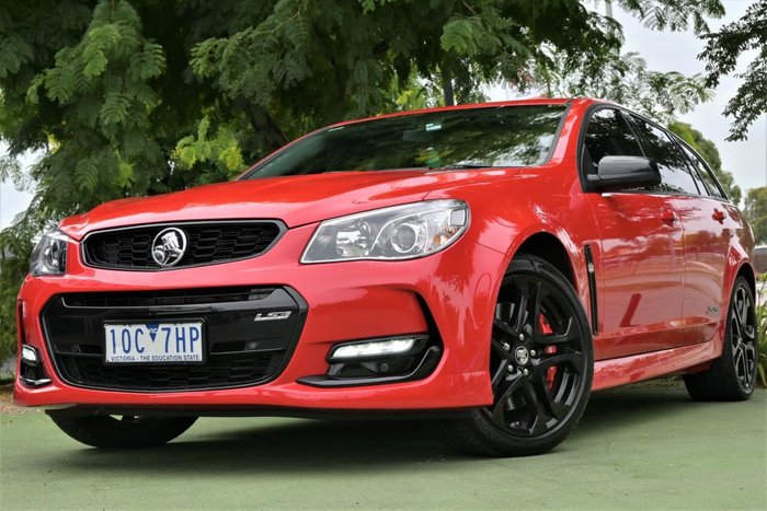 2017 Holden Commodore SS V Redline VF Series II MY17 Redhot