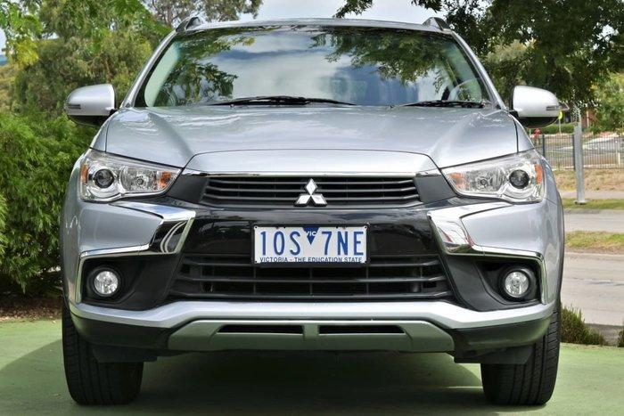 2017 Mitsubishi ASX LS XC MY17 Cool Silver
