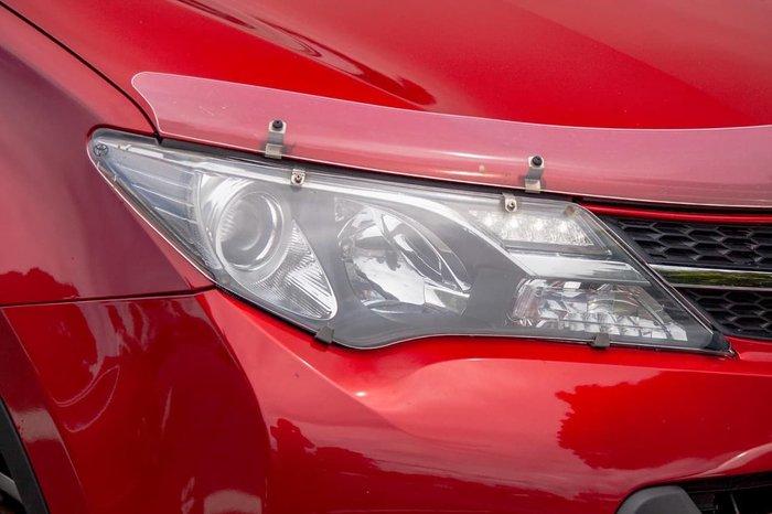2013 Toyota RAV4 GXL ALA49R AWD Red