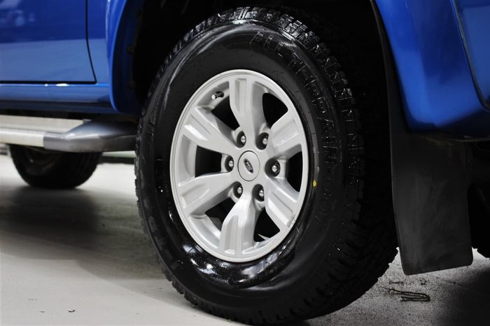 2011 Ford Ranger XLT PK 4X4 Blue