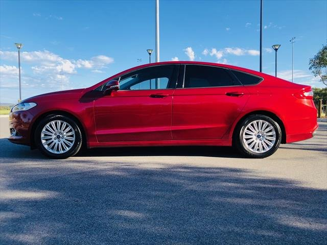 2015 Ford Mondeo Trend MD Red
