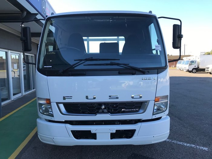 2021 FUSO FIGHTER 1024 White