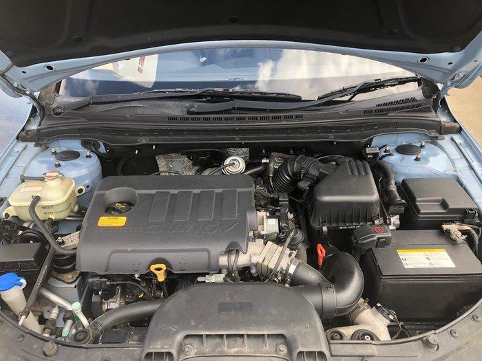 2012 Hyundai i30 SX FD MY11 Blue