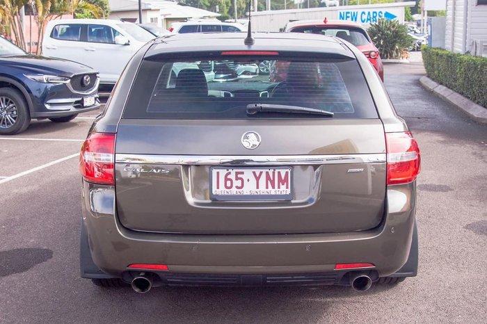 2015 Holden Calais VF MY15 Gold