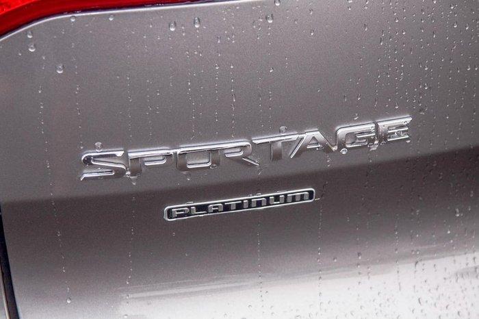 2013 Kia Sportage Platinum SL MY13 4X4 On Demand Silver