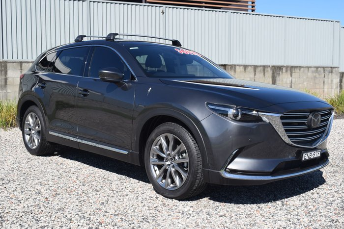 2019 Mazda CX-9 Azami TC AWD Machine Grey