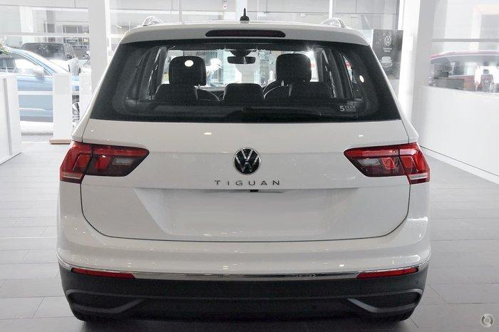 2021 Volkswagen Tiguan 110TSI Life 5N MY21 White