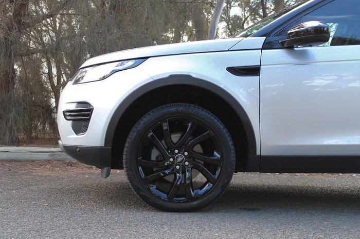 2016 Land Rover Discovery Sport TD4 180 SE L550 MY17 4X4 Constant Silver