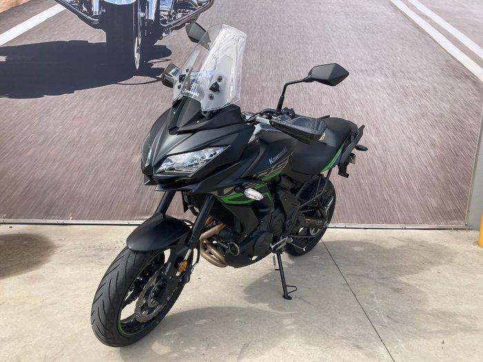2019 Kawasaki VERSYS 650L (KLE650F)