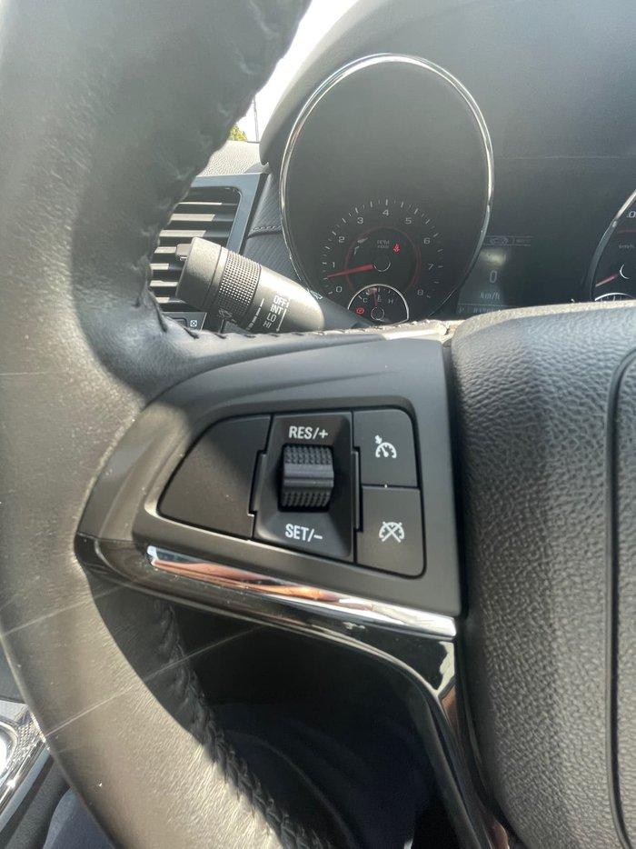 2013 Holden Ute SS VF MY14 Grey