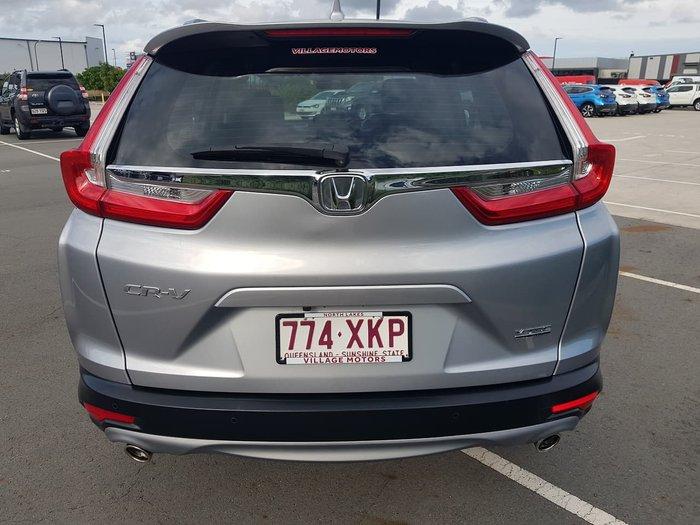 2017 Honda CR-V VTi-S RW MY18 Silver