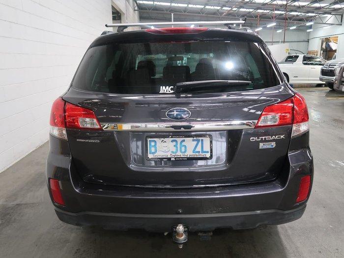 2011 Subaru Outback 2.0D 4GEN MY11 AWD